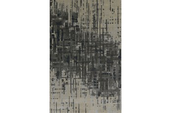 63X91 Rug-Matrix Pewter