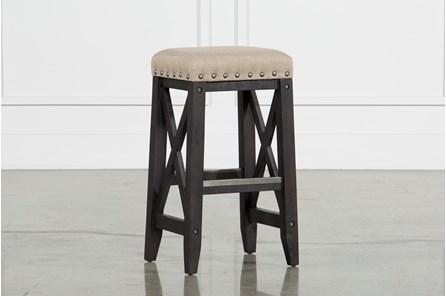 Jaxon Upholstered Barstool