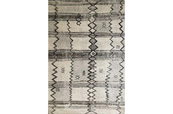 63X90 Rug-Mikuni Tribal Grey