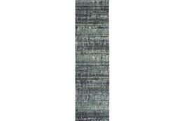 27X96 Rug-Maralina Slate Blue