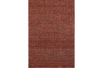 63X87 Rug-Maralina Pattern Persimmon