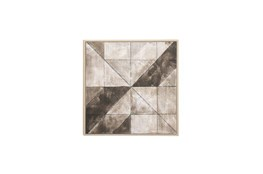 Picture-Grey Geometrics 39X39