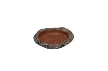 5 Inch Teak Large Bowl