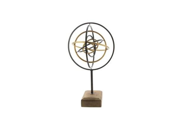 19 Inch Mix Media Sculpture - 360