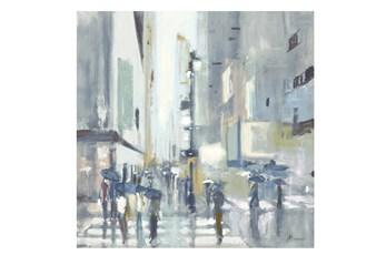 Picture-City Scene 36X36