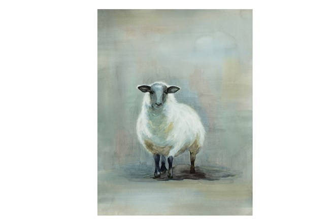 Picture-Vintage Sheep 30X40 - 360