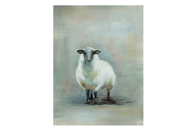Picture-Vintage Sheep 24X32 - 360