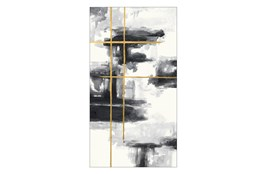 Picture-Golden Lines 24X44
