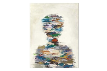 Picture-Abstract Silhouette 24X32