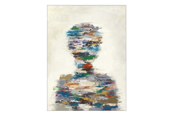 Picture-Abstract Silhouette 24X32 - 360