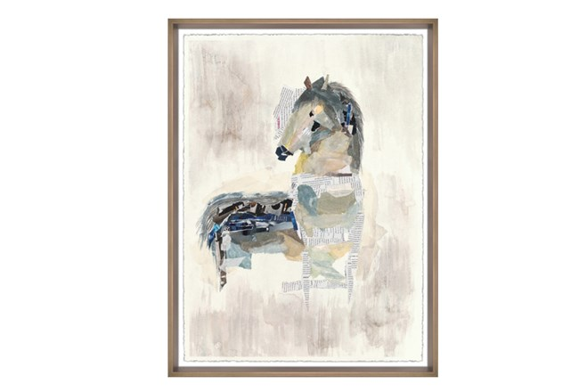 Picture-Abstract Horse I 24X32 - 360