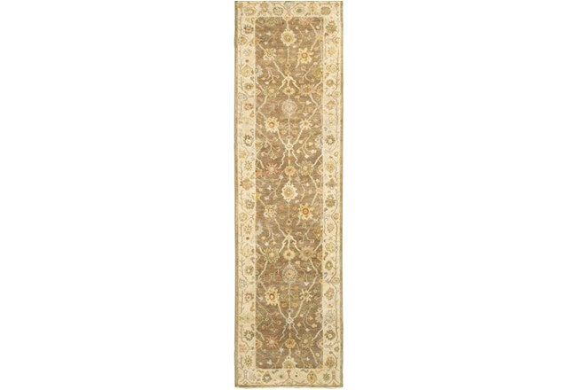 30X120 Rug-Elaina Brown - 360
