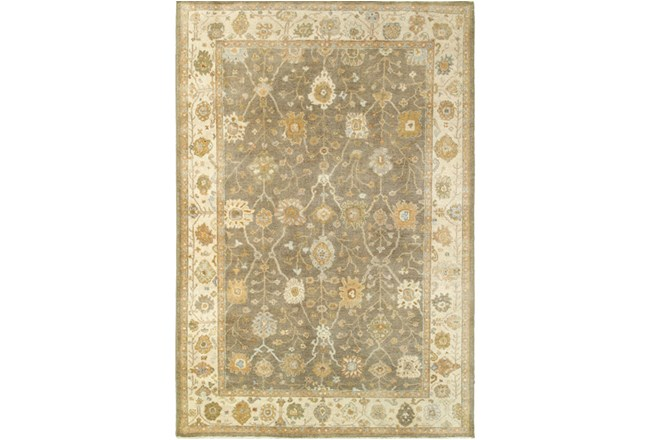 108X144 Rug-Elaina Brown - 360
