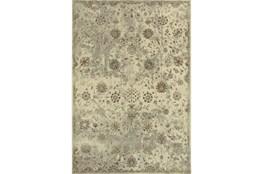 79X114 Rug-Fergus Tapestry Cream