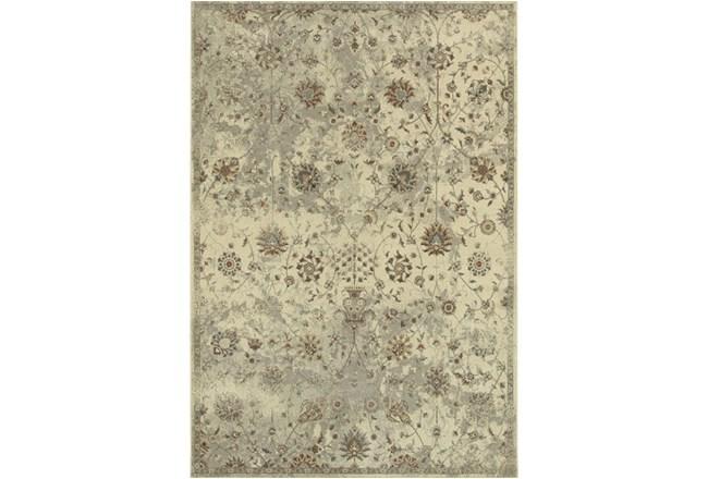 79X114 Rug-Fergus Tapestry Cream - 360