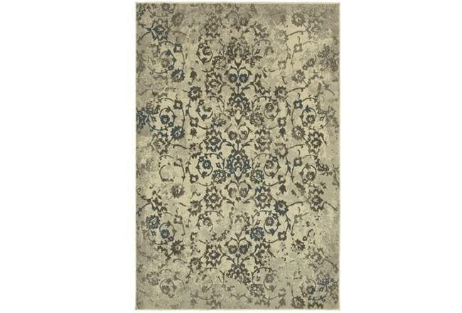 63X90 Rug-Fergus Tapestry Grey - 360