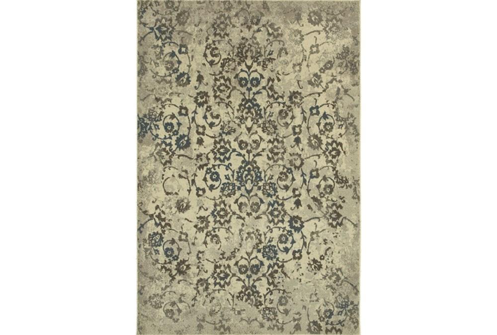 94X130 Rug-Fergus Tapestry Grey