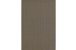63X90 Outdoor Rug-Gemma Herringbone Grey