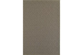 79X114 Outdoor Rug-Gemma Diamond Grey