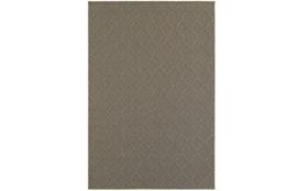 118X154 Outdoor Rug-Gemma Diamond Grey