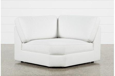 Larimar Stone Corner Chair