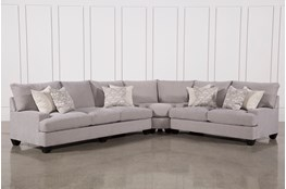 Harper Down 3 Piece Sectional