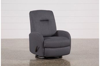 Franco III Fabric Swivel Rocker Recliner