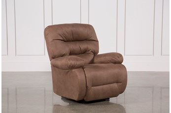 Decker II Fabric Power Rocker Recliner
