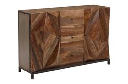 Otb Metal Stand 2-Door/3-Drawer Sideboard