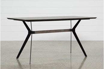 Weaver Dark Counter Table