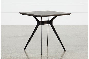 Weaver Dark End Table