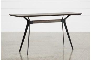 Weaver Dark Sofa Table