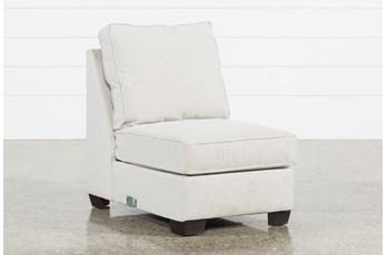 Raphael II Flax Armless Chair