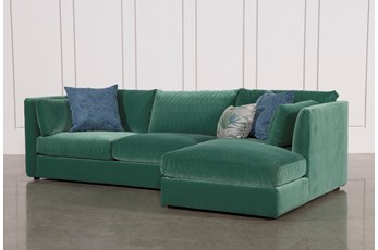 Justina Blakeney Mor 2 Piece Sectional W/Raf Chaise