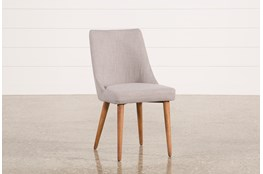 Moda Grey Side Chair