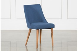 Moda Blue Side Chair