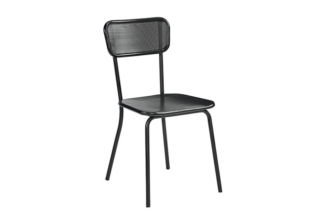 Magnolia Home Method Mesh Back Dining Side Chair By Joanna Gaines - 360
