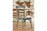 Magnolia Home Harper Patina Dining Side Chair By Joanna Gaines - Room