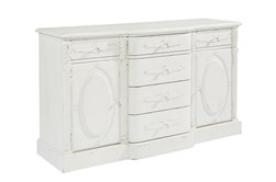 "Magnolia Home Cameo 62"" Buffet By Joanna Gaines"