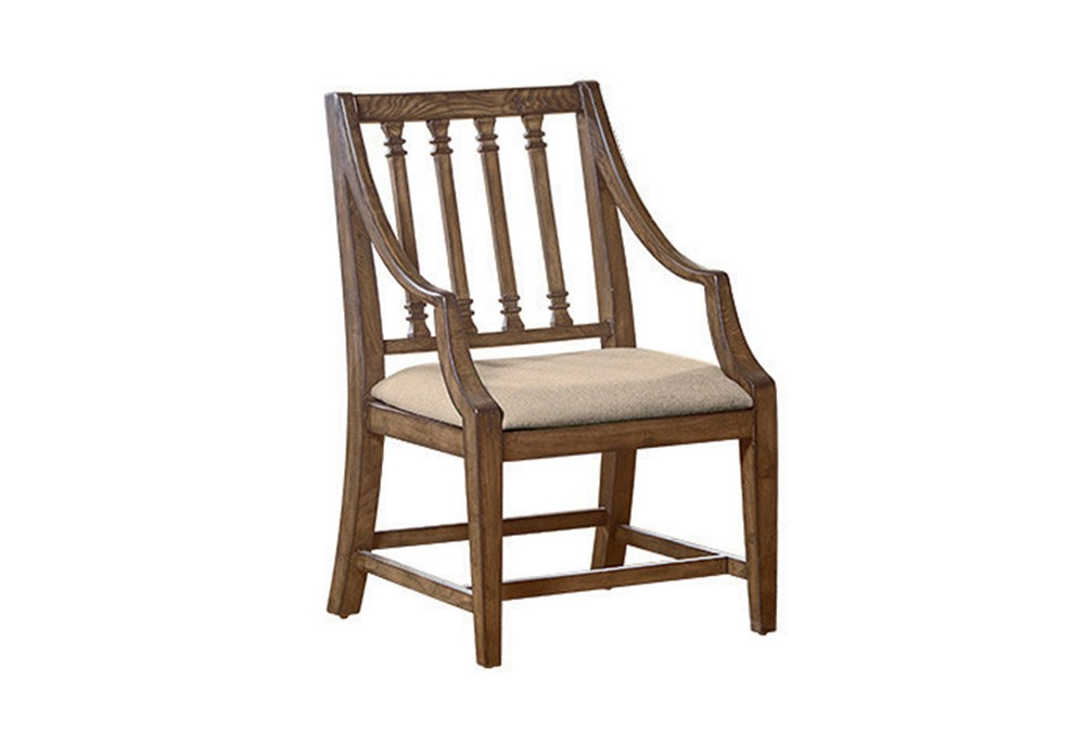 Magnolia Home Revival Arm Chair By Joanna Gaines