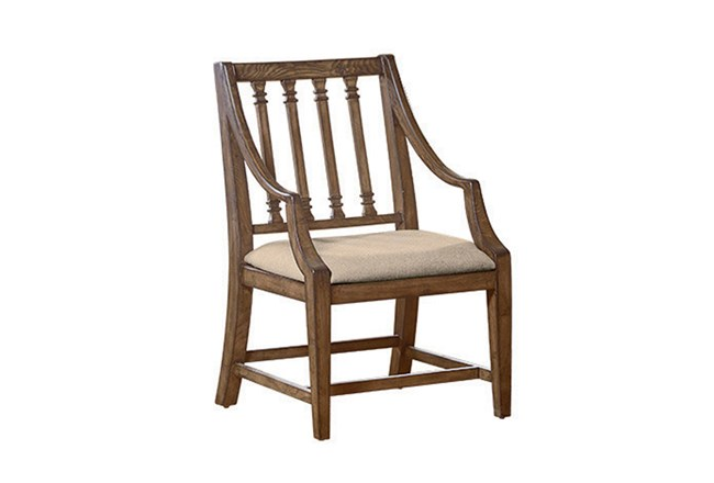 Magnolia Home Revival Arm Chair By Joanna Gaines - 360