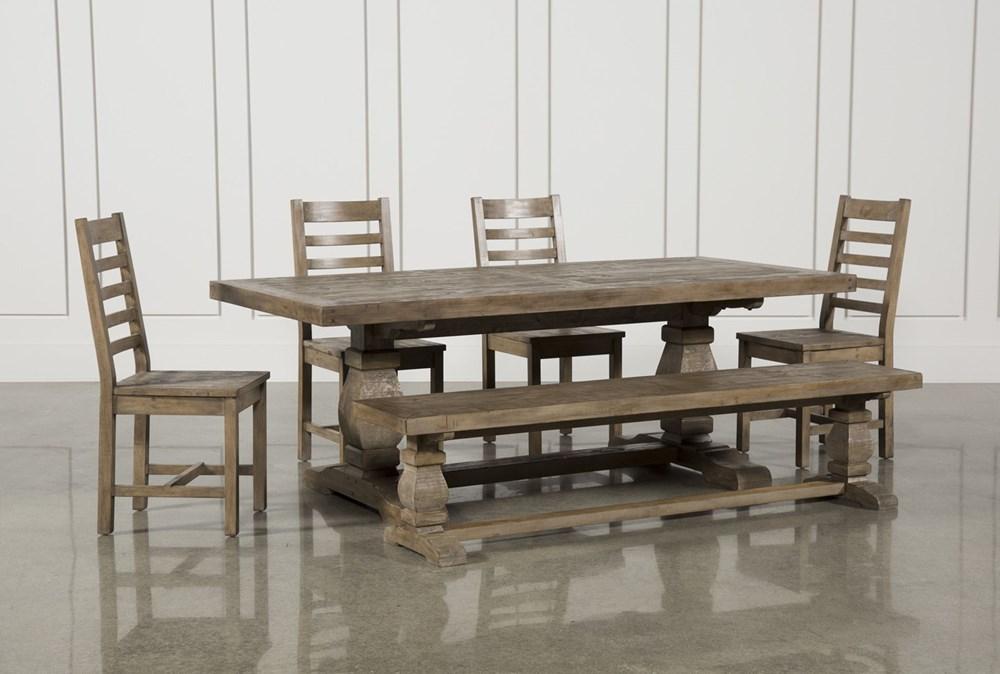 Caden 6 Piece Rectangle Dining Set
