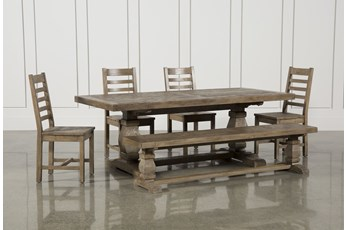 Caden 6 Piece Rectangle Dining Set