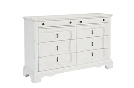 Magnolia Home Silhouette White Dresser By Joanna Gaines