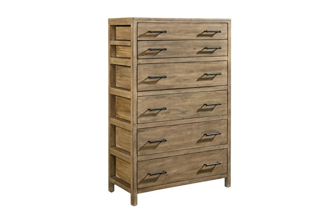 Magnolia Home Scaffold Chest By Joanna Gaines - 360