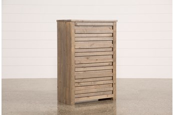 Sawyer Grey Chest Of Drawers