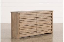Sawyer Grey Dresser