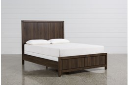 Willow Creek Full Panel Bed