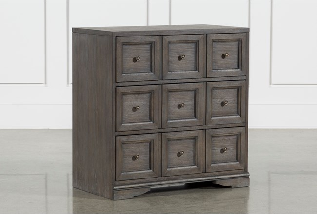 Candice II Bunching Chest Of Drawers - 360