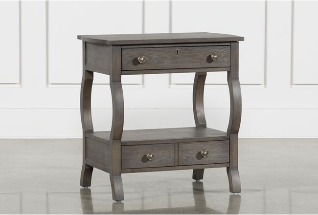 Candice II 2-Drawer Nightstand - 360